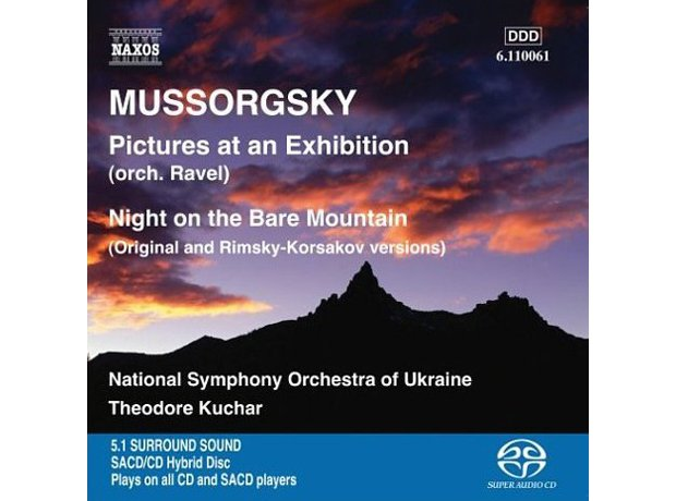 225 Mussorgsky, Night on a Bare Mountain, by Natio