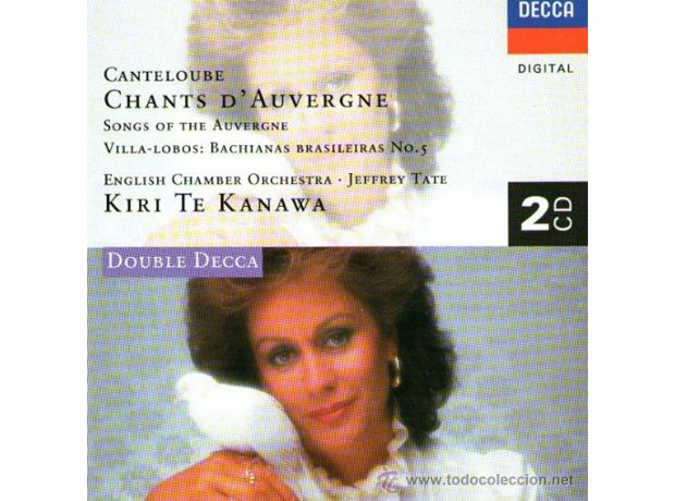 229 Canteloube, Songs of the Auvergne, by Kiri Te