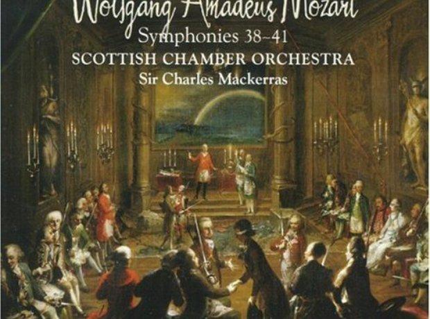 256. Mozart, Symphony No. 40, Scottish Chamber Orc