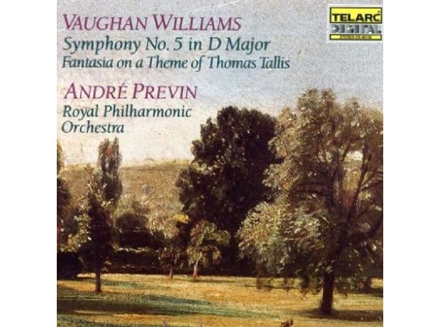 284 Vaughan Williams, Symphony No. 5, by London Sy