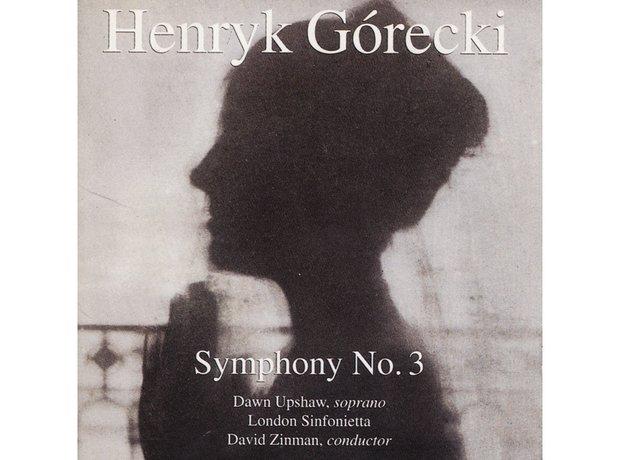 Gorecki Symphony No.3 Opus 36 album cover