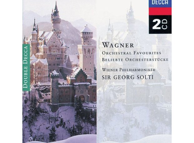 Wagner Tannhauser album cover
