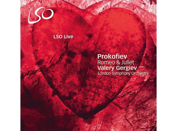 Prokofiev Romeo and Juliet album cover