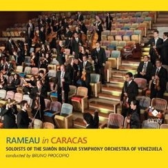 Rameau in Caracas album cover