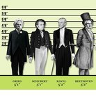 how tall were the great composers