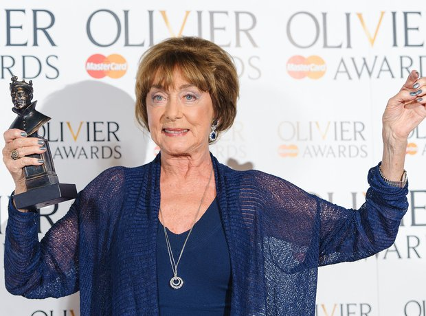 Gillian Lynne at the Olivier Awards 2013