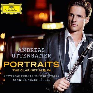 Andreas Ottensamer Portraits