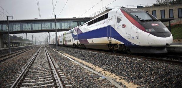 SNCF train France