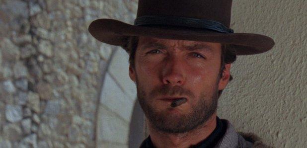 Morricone Fistful Dollars Eastwood