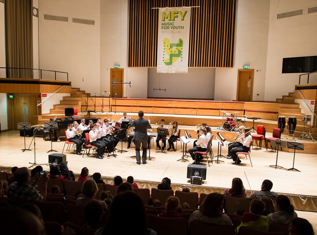 Bradford Junior Brass Band Music For Youth