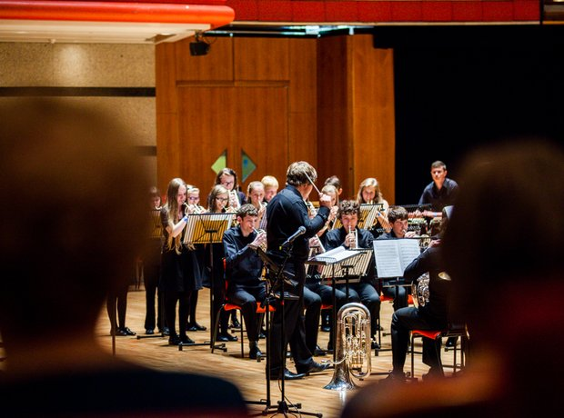 Crompton House School Brass Band