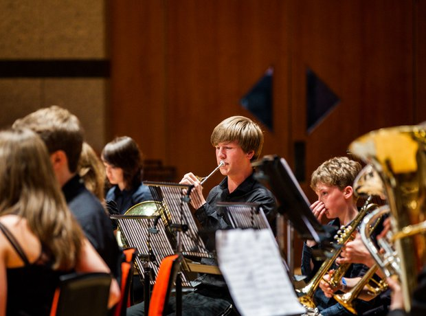 Glossopdale Community College Wind Band