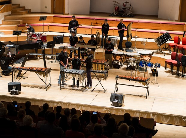 Krupa Percussion Ensemble