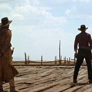 Morricone Once Upon a Time in the West Bronson Fon