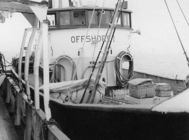 Radio Caroline Offshore 1