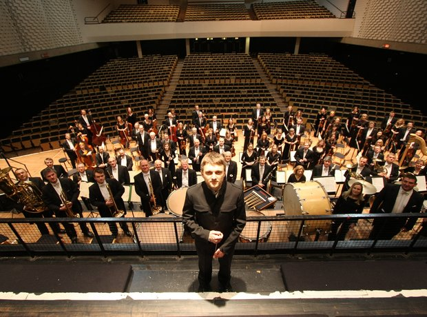 Kirill Karabits Bournemouth Symphony Orchestra