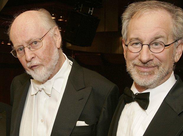 John Williams Steven Spielberg