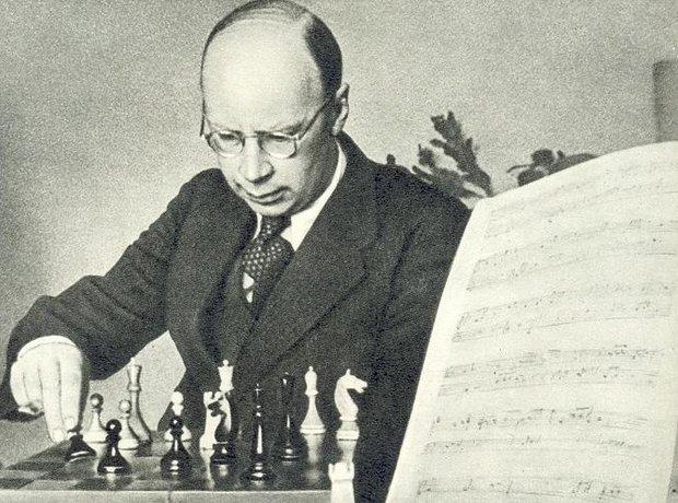 Sergei Prokofiev chess