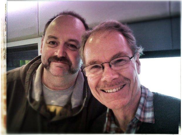 Tim Lihoreau Nick Bailey Movember