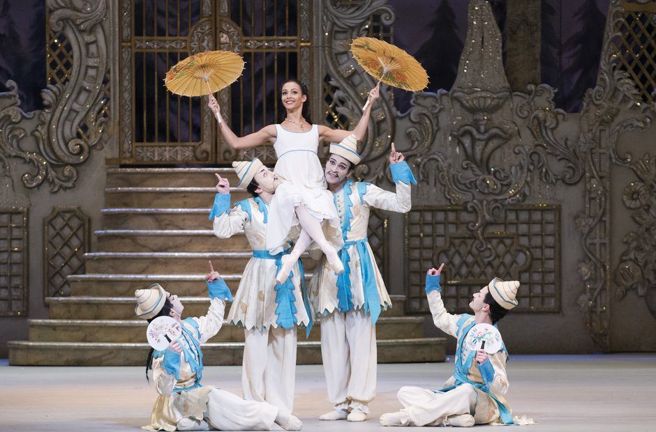 The Nutcracker Royal Ballet pictures