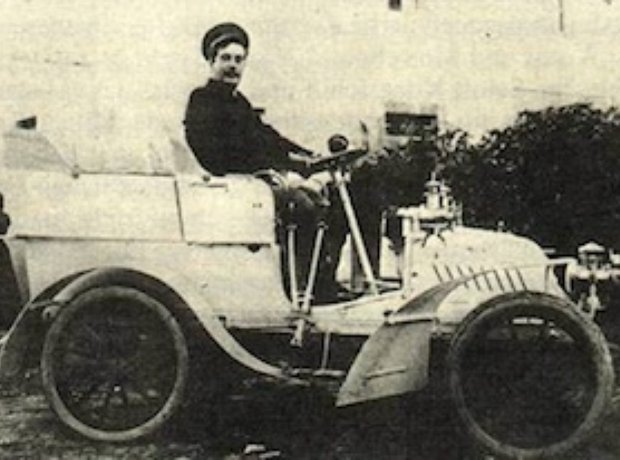 Puccini car composer opera