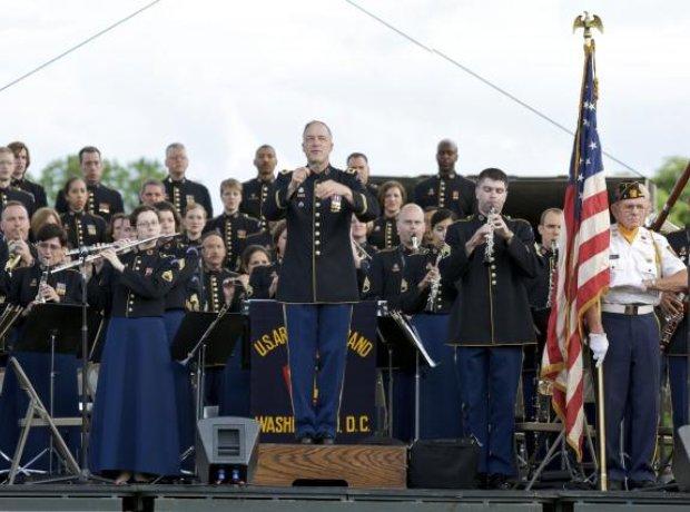 U.S. Army Field Band