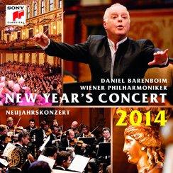 Vienna New Year Concert 2014 Barenboim