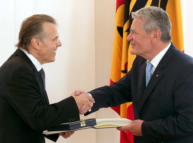 Mariss Jansons Joachim Gauck