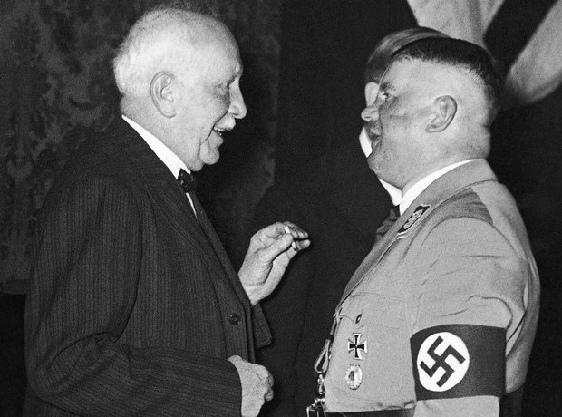 Richard Strauss nazi
