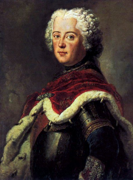 C.P.E. Bach Frederick the Great