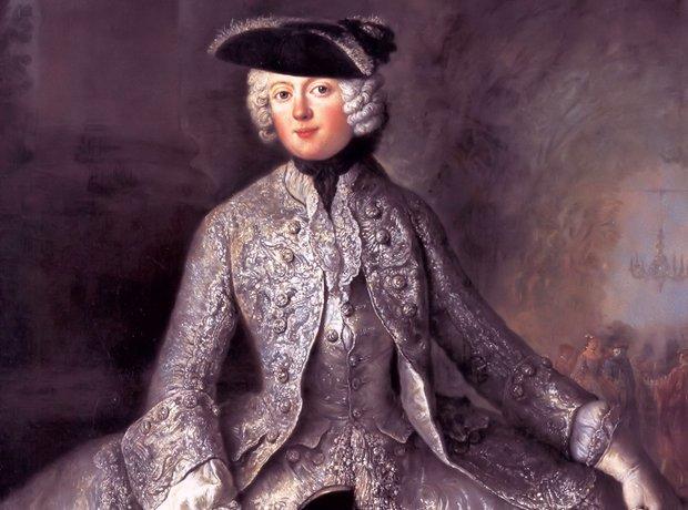C.P.E. Bach Princess Anna Amalia Frederick the Gre