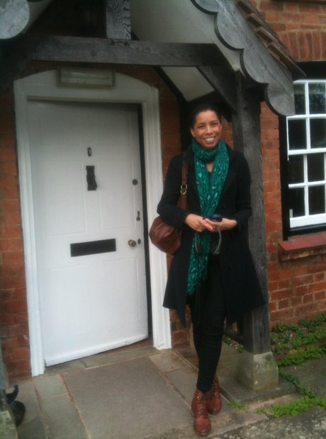 Margherita Taylor at the Elgar Birthplace Museum