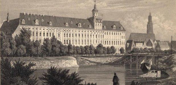 University Breslau Wroclaw