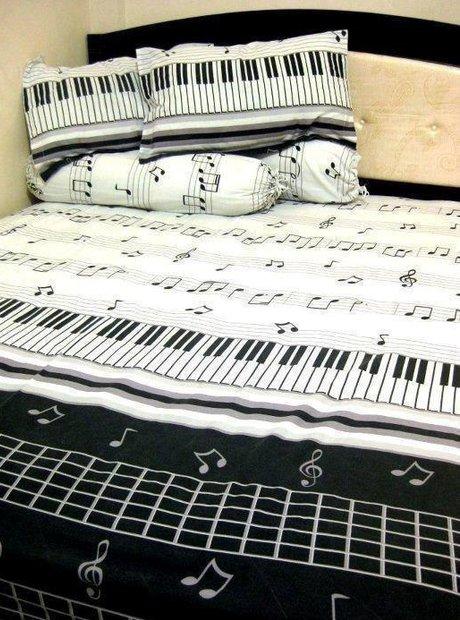Classical music home decor furniture