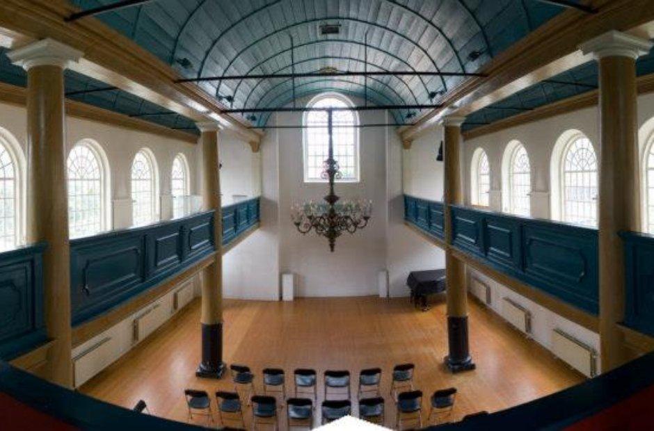 Uilenburger Synagogue Amsterdam Kunstenisrael