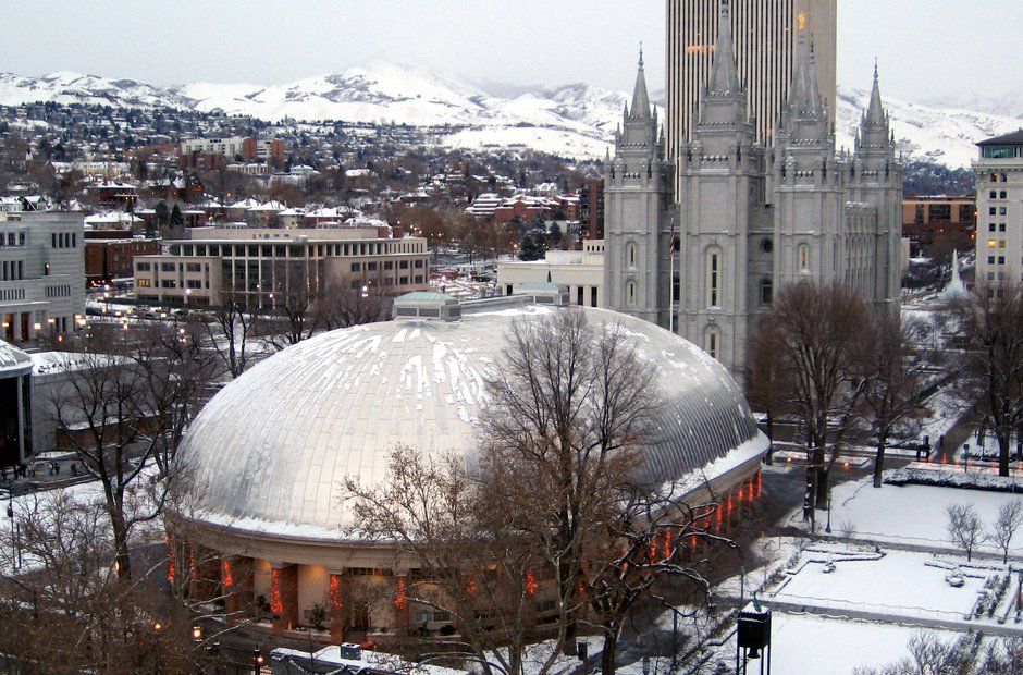 Salt Lake City Tabernacle