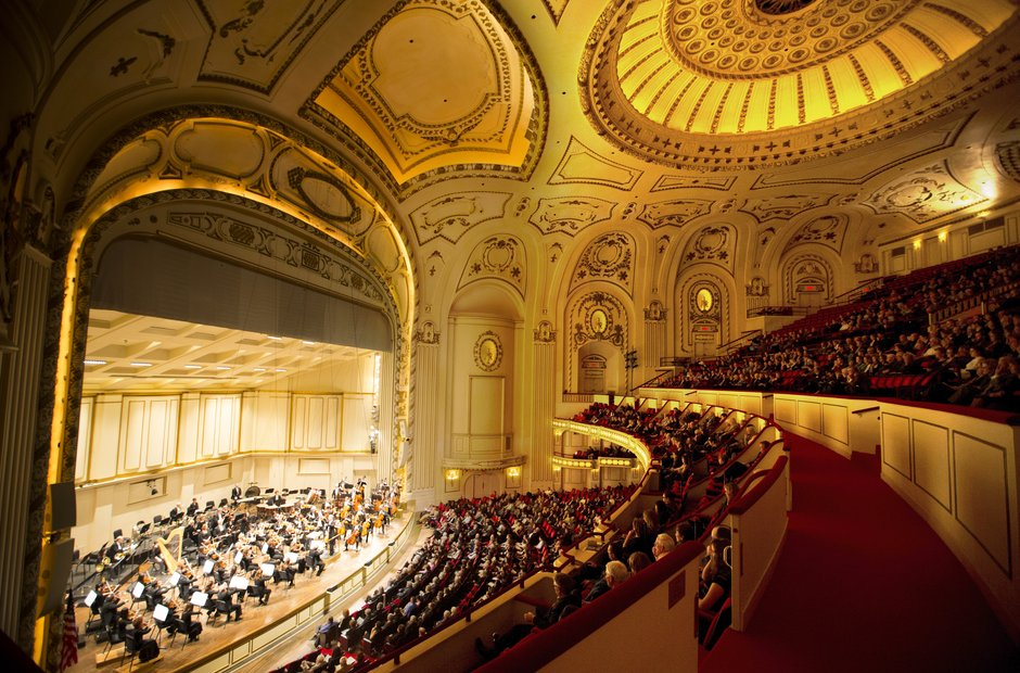 St Louis Powell Symphony Hall