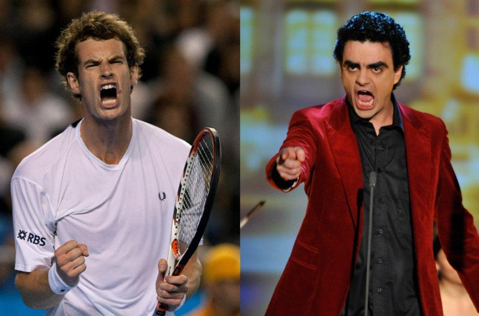 Andy Murray opera