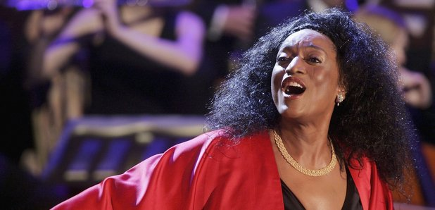 Jessye Norman American singer soprano mezzo