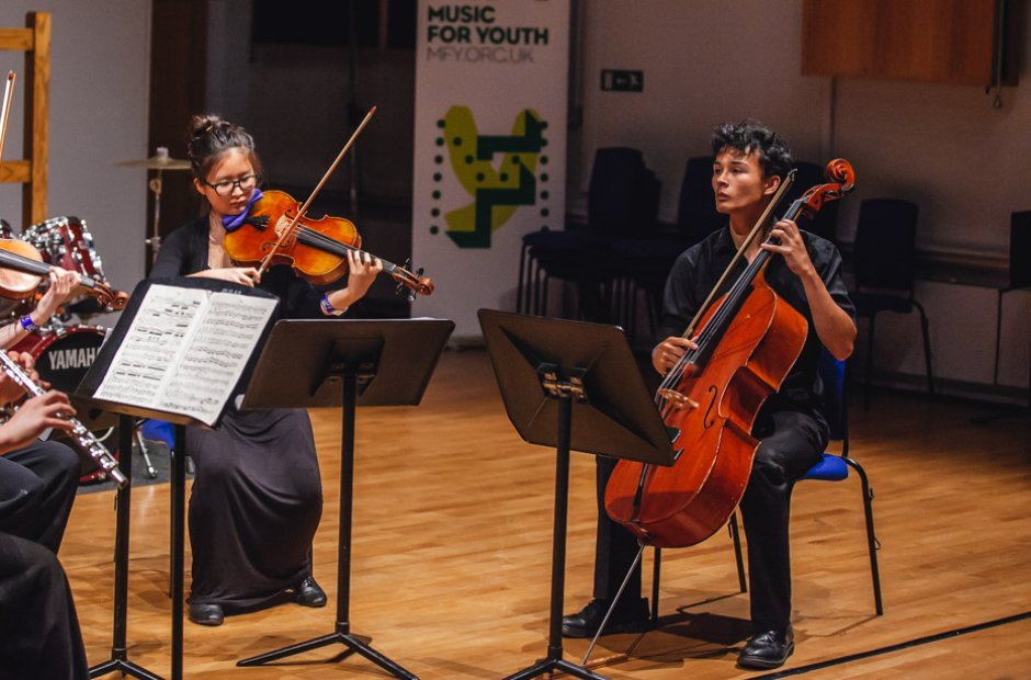 Centre for Young Musicians Flute & String Quartet