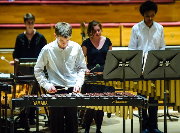 Centre for Young Musicians Percussion Ensemble