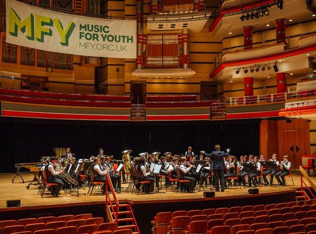 Corby Business Academy Concert Band