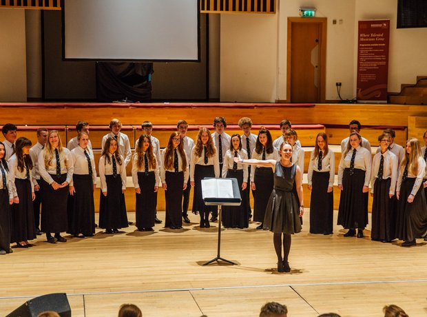 Egglescliffe School Senior Choir