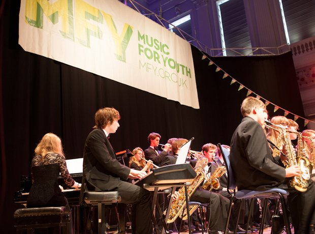 Greater Gwent Youth Jazz Orchestra