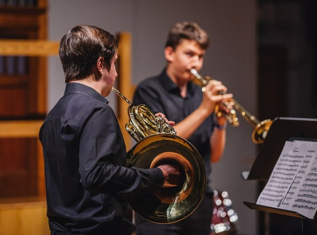 Langley Park School For Boys Brass Trio