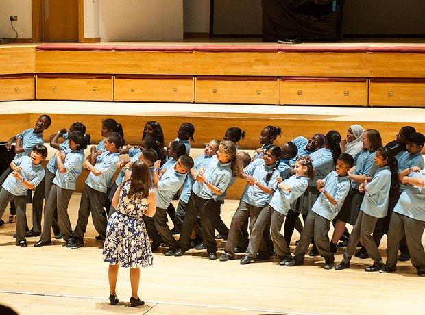 Nelson Primary Senior Choir