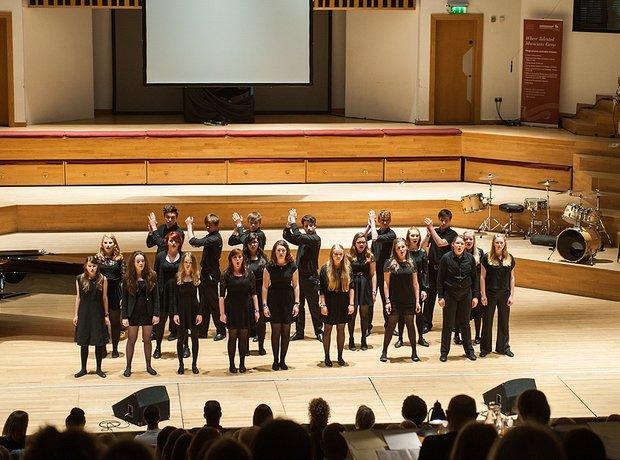 Richmond School Chamber Choir