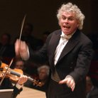 Sir Simon Rattle Carnegie Hall Berlin Philharmonic