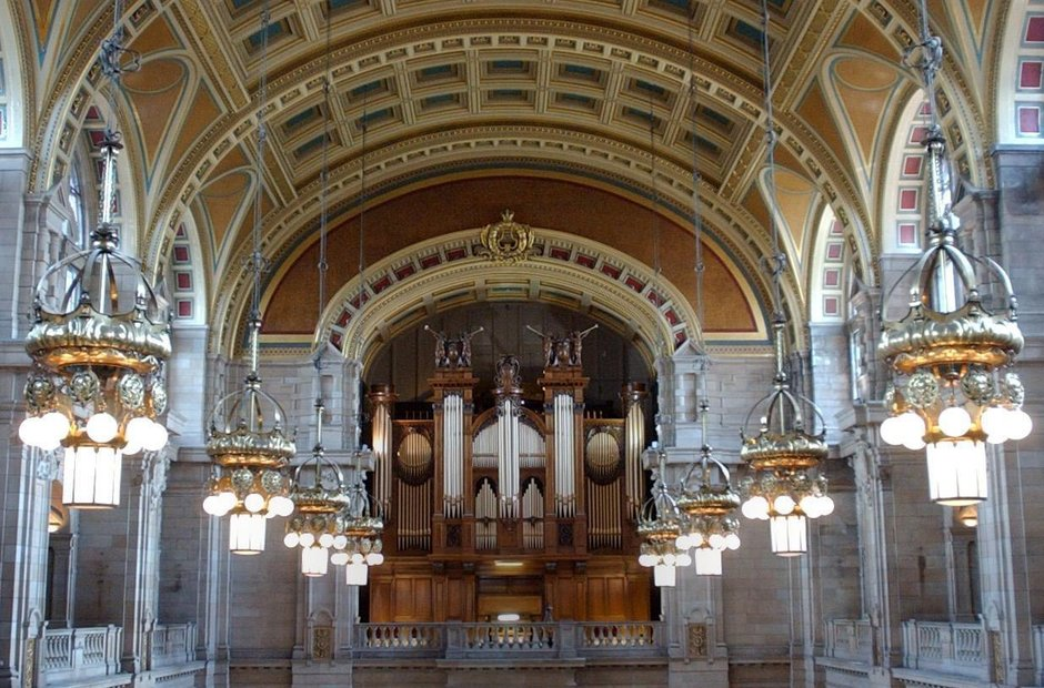 Kelvingrove Gallery Glasgow