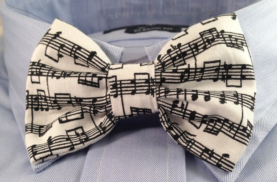 Classical music fashion accessories
